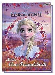 Disney Die Eiskönigin II - Mein Elsa-Freundebuch