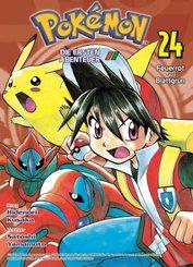 Pokémon - Die ersten Abenteuer - Bd.24