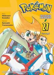Pokémon - Die ersten Abenteuer - Bd.27