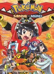Pokémon - Sonne und Mond - Bd.3