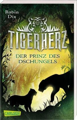 Tigerherz - Der Prinz des Dschungels