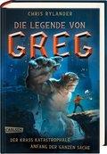 Die Legende von Greg: Der krass katastrophale Anfang der ganzen Sache