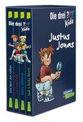 Die drei ??? Kids - Justus Jonas, 4 Bde.