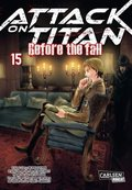 Attack on Titan - Before the Fall - Bd.15