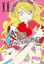 Alice in Murderland - Bd.11