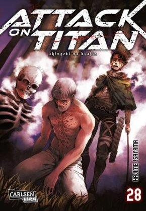 Attack on Titan 28