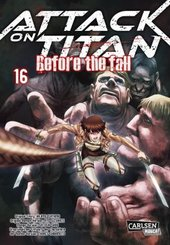 Attack on Titan - Before the Fall - Bd.16