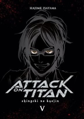 Attack on Titan Deluxe - Bd.5