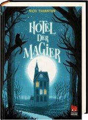 Hotel der Magier - Bd.1