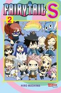 Fairy Tail S - Bd.2
