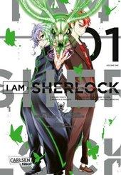 I am Sherlock - Bd.1