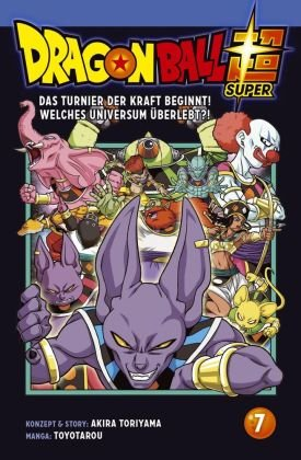 Dragon Ball Super - Bd.7