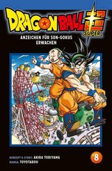 Dragon Ball Super - Bd.8