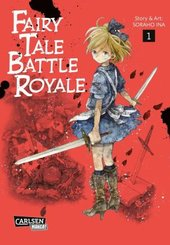 Fairy Tale Battle Royale - Bd.1