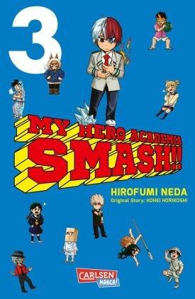 My Hero Academia Smash - Bd.3