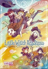 Little Witch Academia - Vol.3