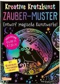 Kreative Kratzkunst: Zauber-Muster, m. Kratzstift