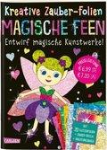 Kreative Zauber-Folien: Magische Feen, Set