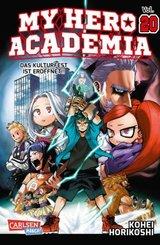 My Hero Academia - Das Kultfest ist eröffnet!