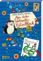 Mein dicker Weihnachts-Rätselblock - Bd.5