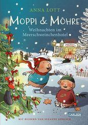 Moppi & Möhre - Weihnachten im Meerschweinchenhotel