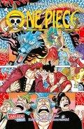 One Piece - Auftritt der Kurtisane Komurasaki