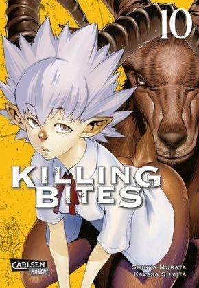 Killing Bites - Bd.10