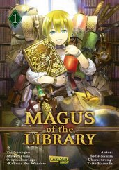 Magus of the Library 1 - Bd.1