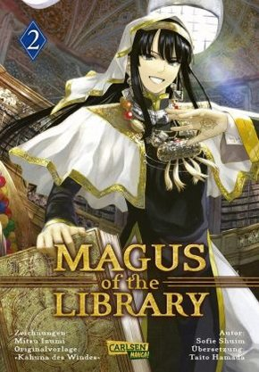 Magus of the Library - Bd.2