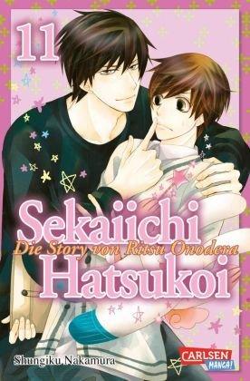 Sekaiichi Hatsukoi 11 - Bd.11