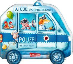 Mein kleiner Fahrzeugspaß: Tatüüü, das Polizeiauto