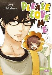 Please Love Me - Bd.3