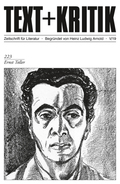 Text + Kritik: Ernst Toller; .223
