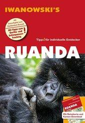 Iwanowski's Ruanda Reiseführer
