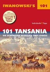 Iwanowski's 101 Tansania Reiseführer