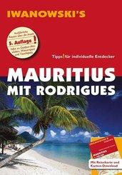 Iwanowski's Mauritius mit Rodrigues Reiseführer