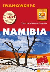 Iwanowski's Namibia Reiseführer