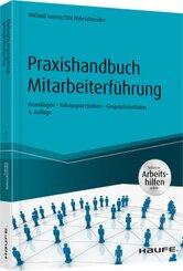 Praxishandbuch Mitarbeiterführung