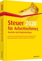 Steuer 2020 für Arbeitnehmer, Beamte und Kapitalanleger