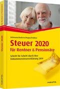 Steuer 2020 für Rentner und Pensionäre