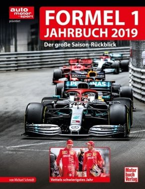 Formel 1-Jahrbuch 2019