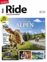 RIDE - Motorrad unterwegs - Deutsche Alpen