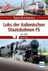 Loks der italienischen Staatsbahnen FS