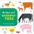 Wo leben wir? Bauernhoftiere