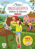 Meine Anziehpuppen - stickern & träumen: Reiterhof