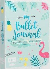 My Bullet Journal zum Ausfüllen und Gestalten