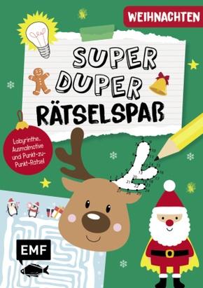 Super-duper-Rätselspaß - Weihnachten