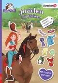 SCHLEICH Horse Club - Anziehen mit Stickern