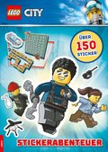 LEGO City - Stickerabenteuer