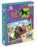 Schleich Horse Club - Box für Pferdefreunde, 2 Bücher + Figur